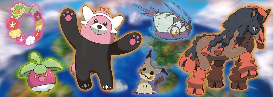 Pokemon Sun and Moon new trailer 3DS