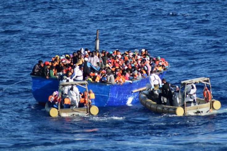 Refugees Sicily