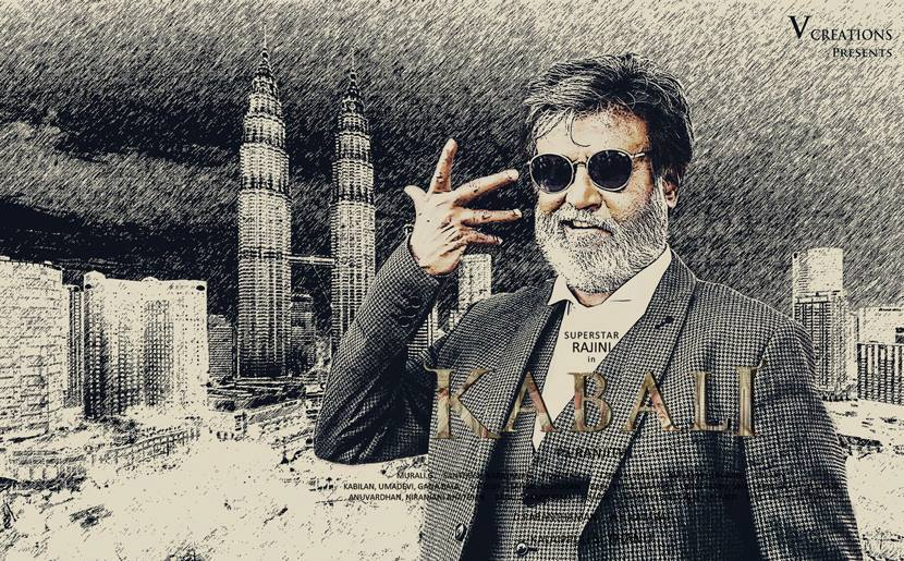 Kabali Rajinikanth movie review