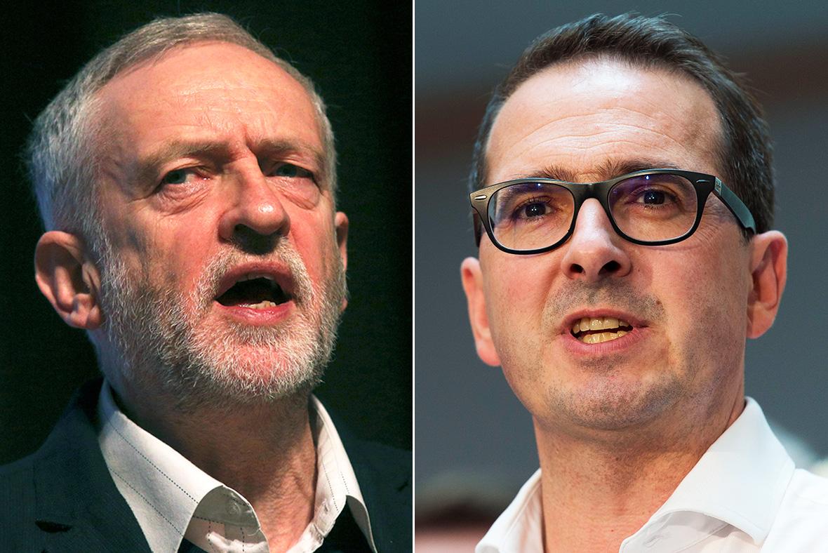 Corbyn, Smith