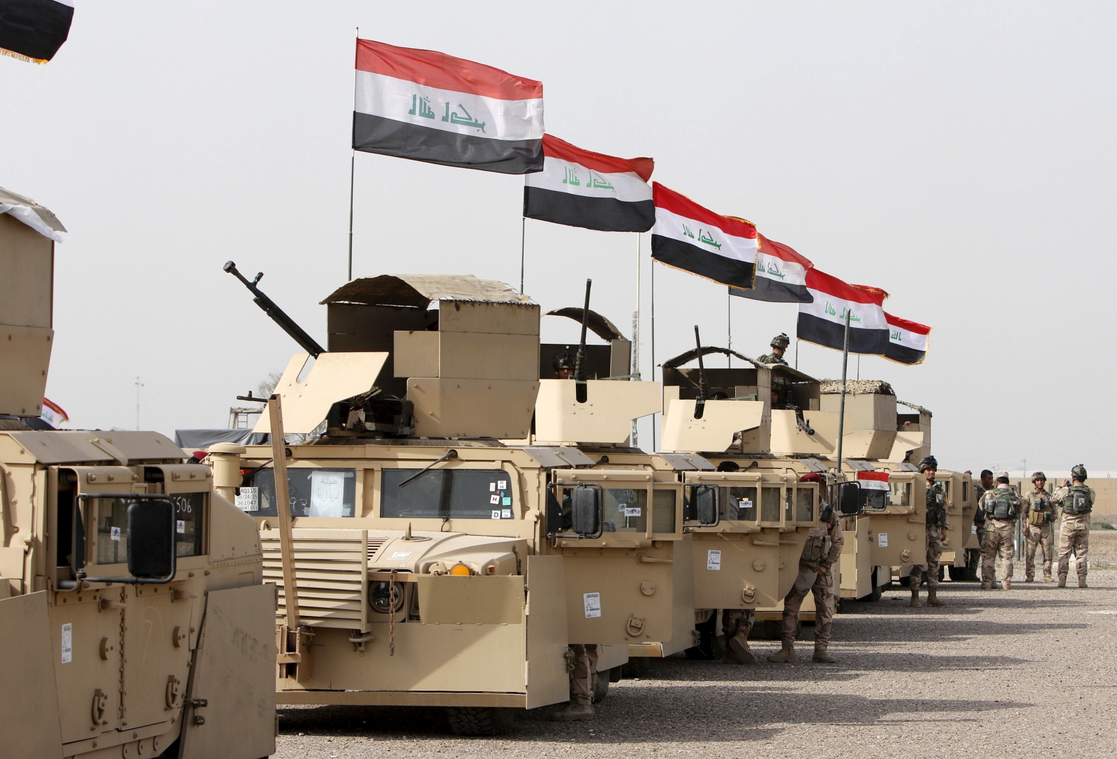 Isis in Iraq