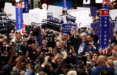 Republican Convention 2016 Cleveland