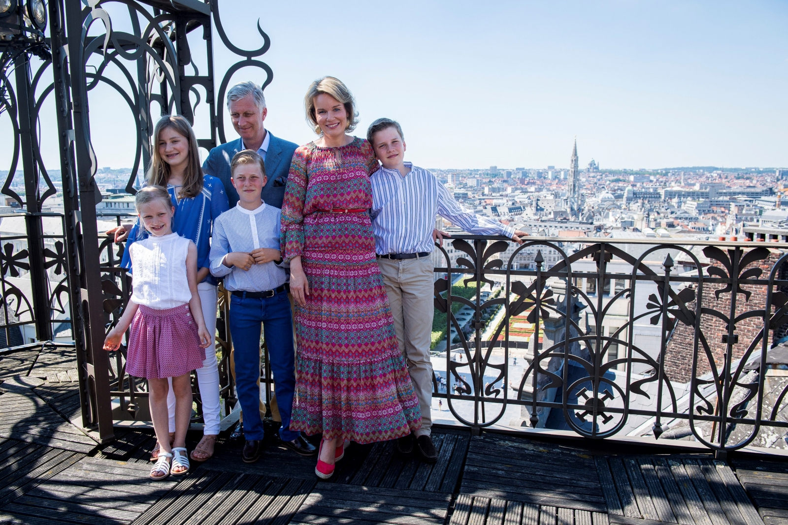 Belgian royals