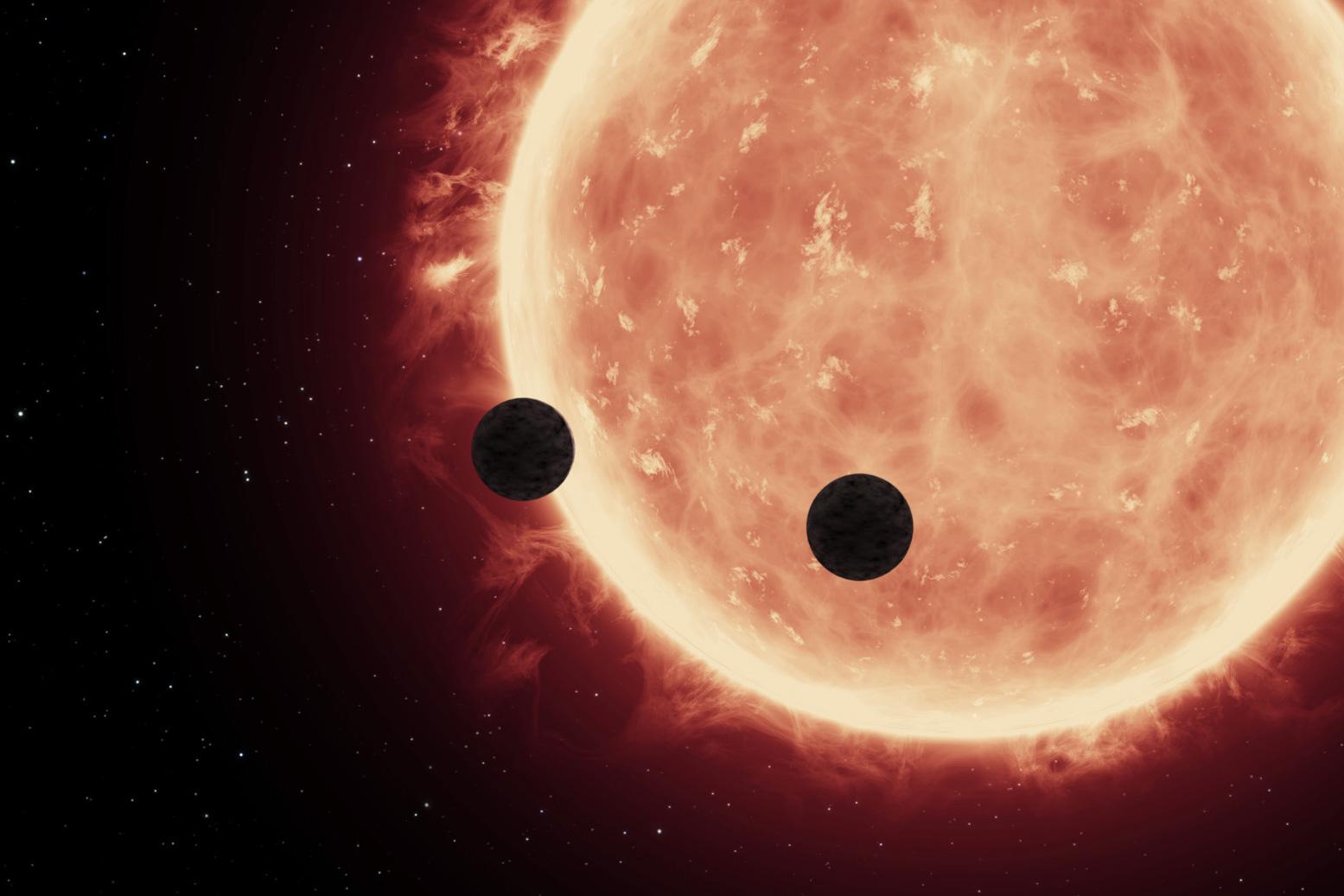 trappist-1 habitable planets