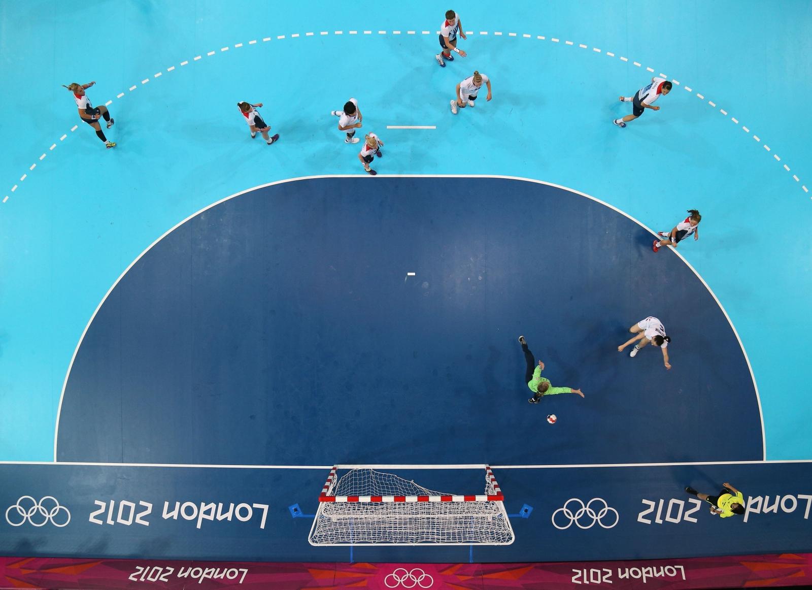 Handball at the Olympics