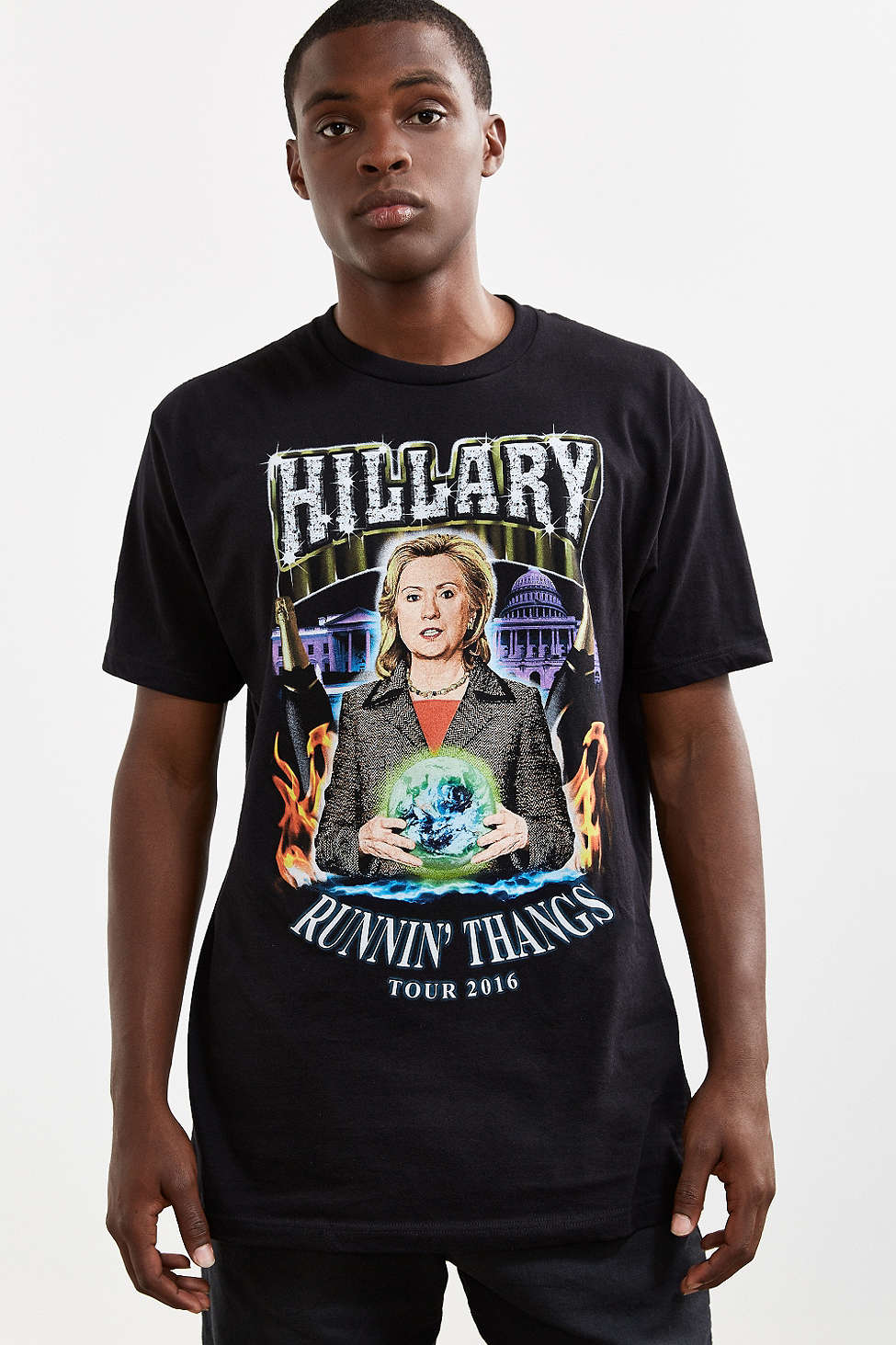 urban outfitters anti trump tee