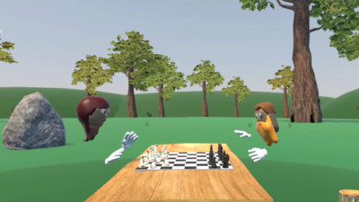 MetaWorld virtual reality chess