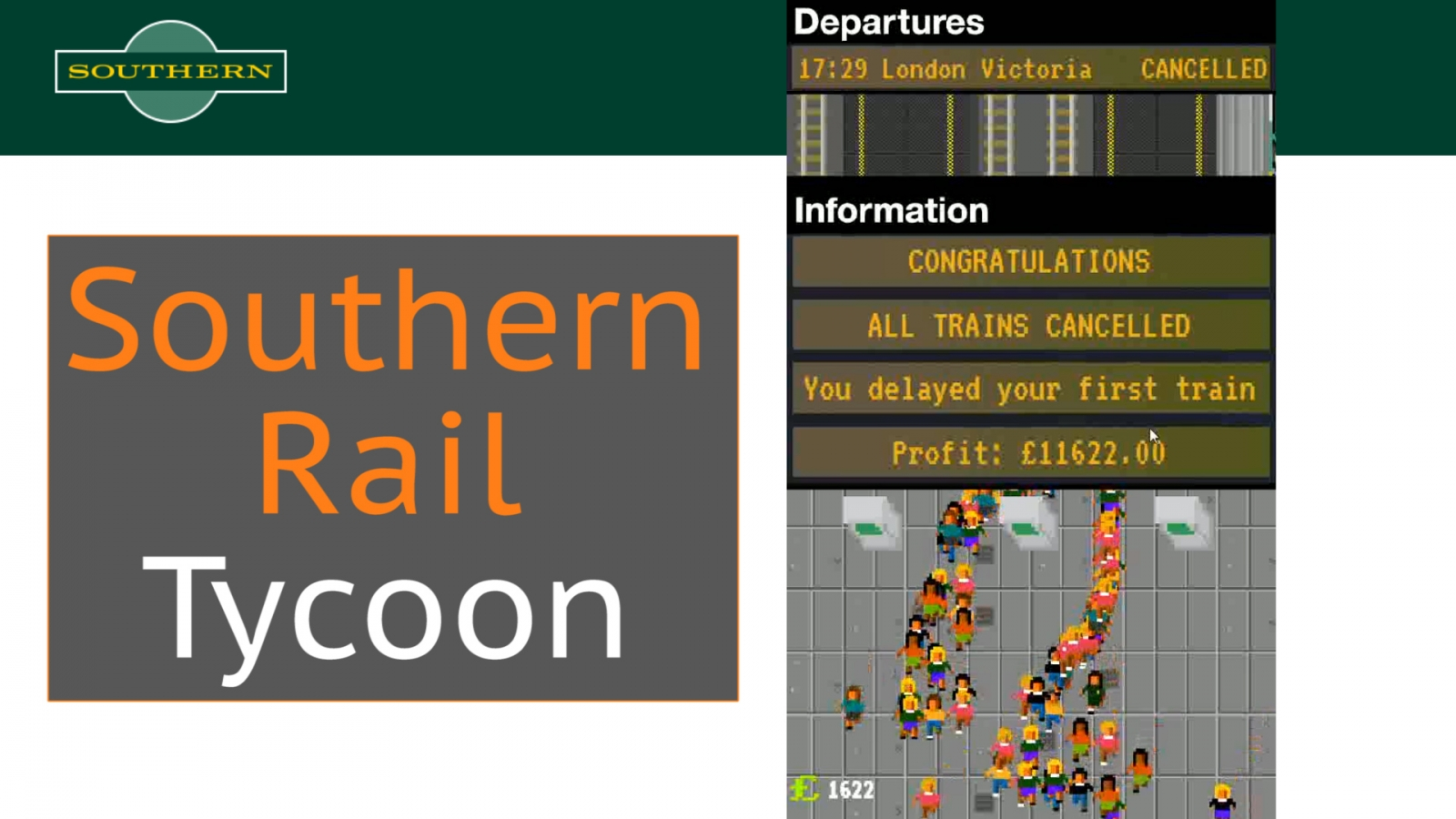 Southern Rail Tycoon
