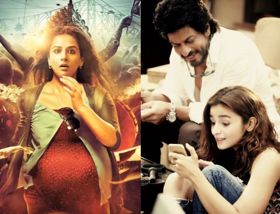 Kahaani and Dear Zindagi