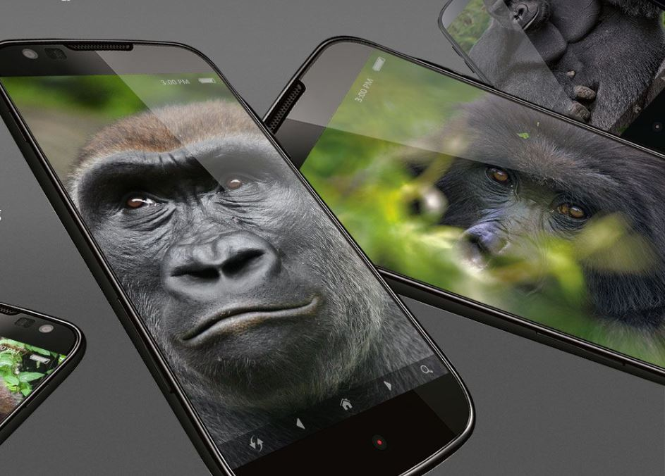 Corning unveils Gorilla Glass 5