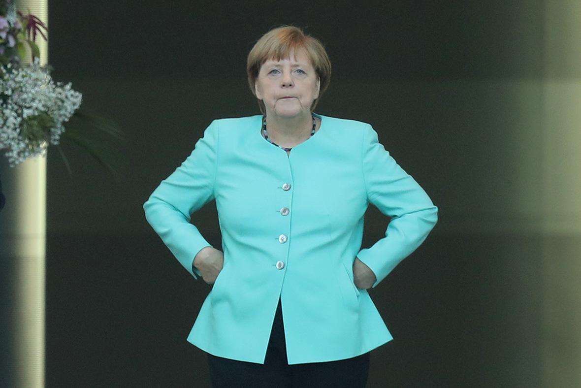 Merkel May