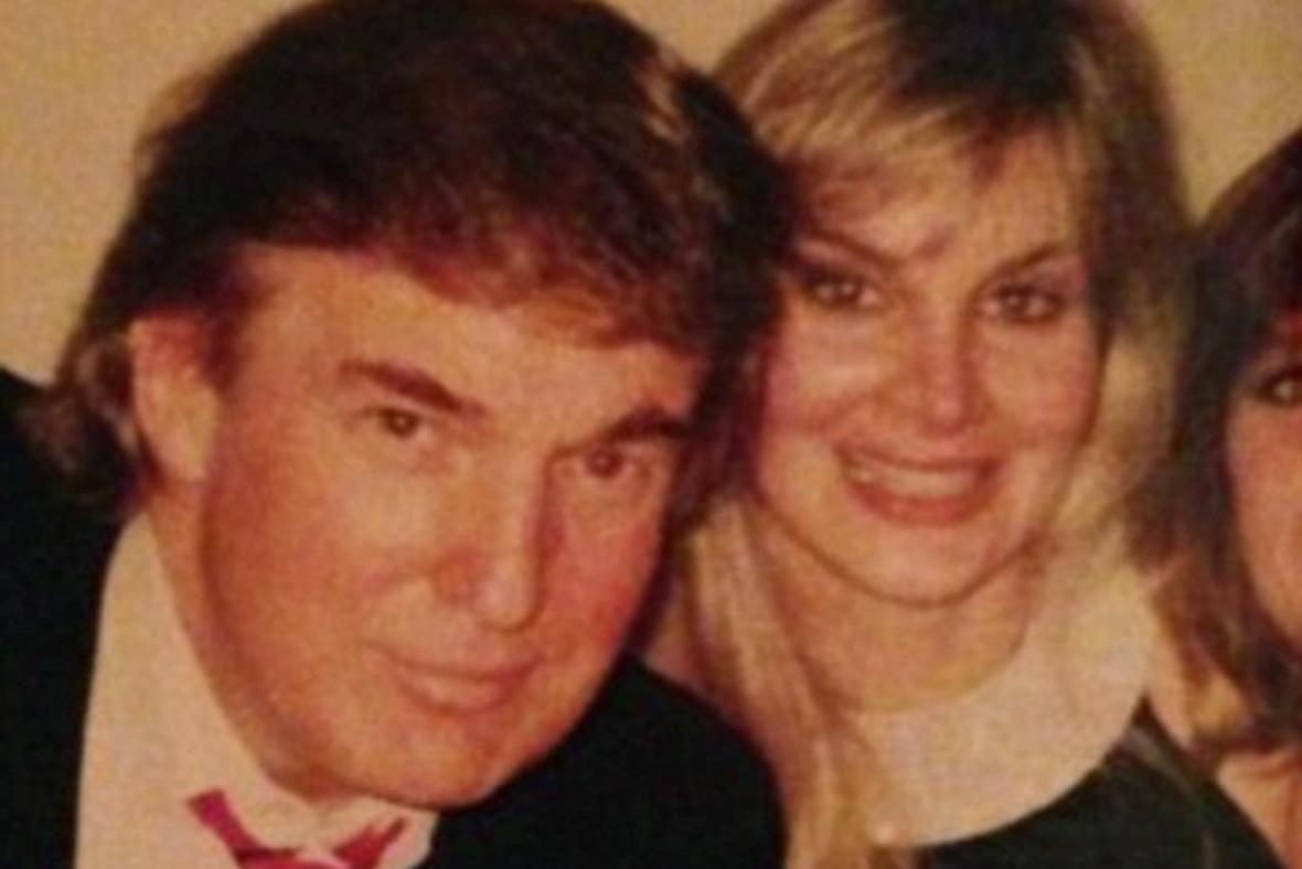 Donald Trump, Jill Harth