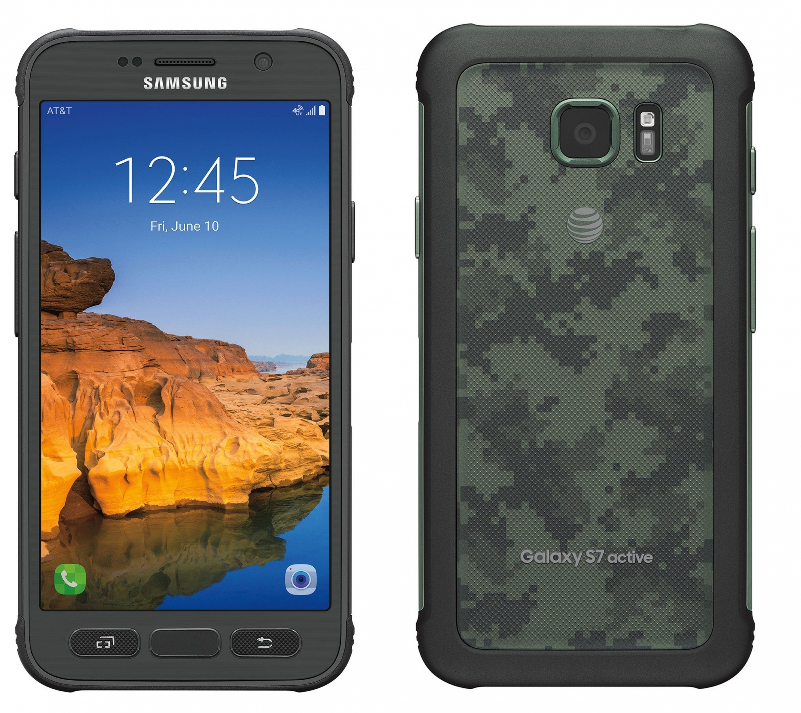 best website 46834 4f21a Samsung fixes Galaxy S7 Active waterproofing issue