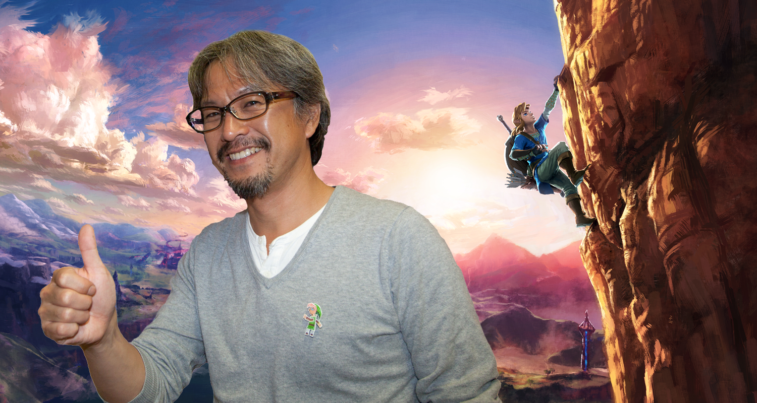 Eiji Aonuma Legend of Zelda