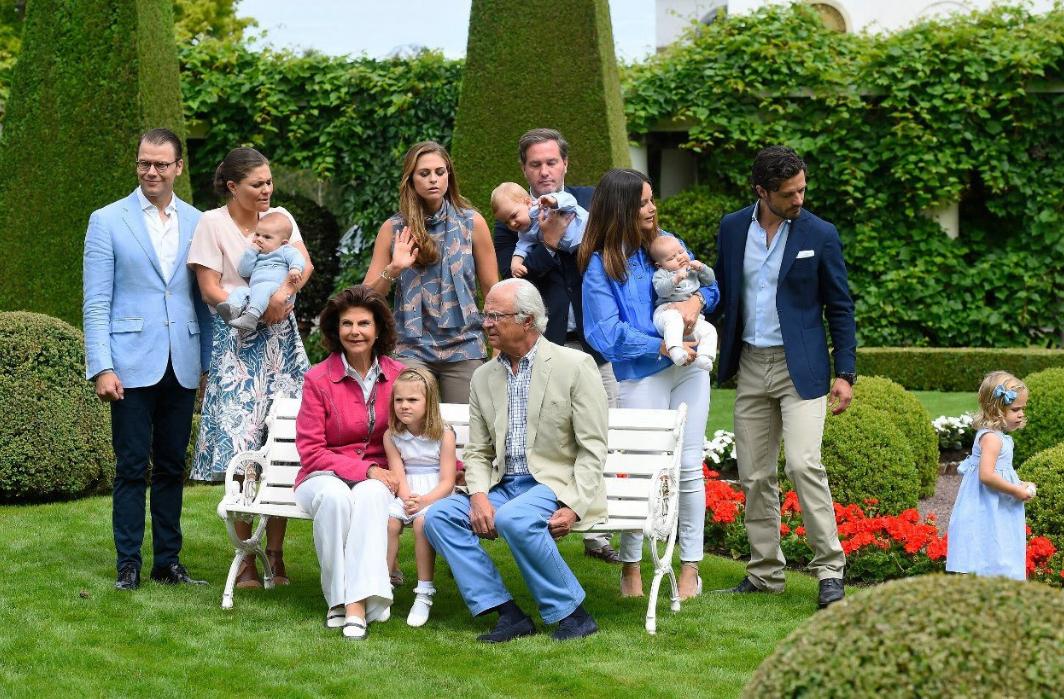 royals family sweden