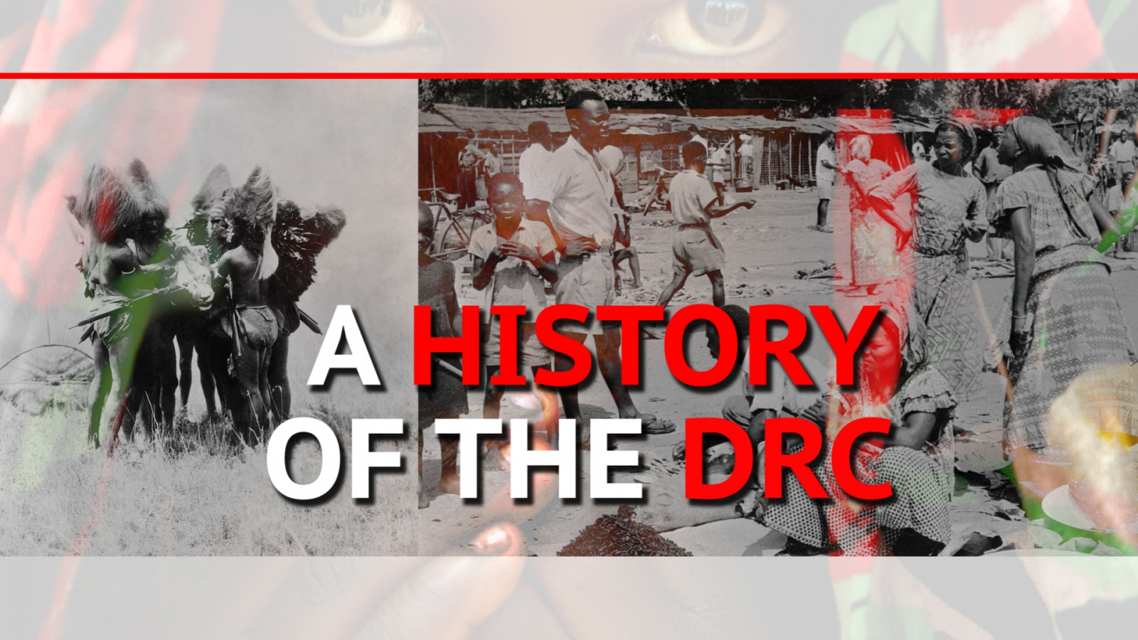 A history of the DRC