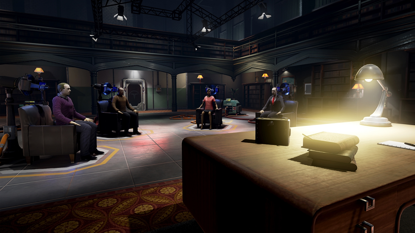Ndreams The Assembly Developer On Virtual Reality Video Games