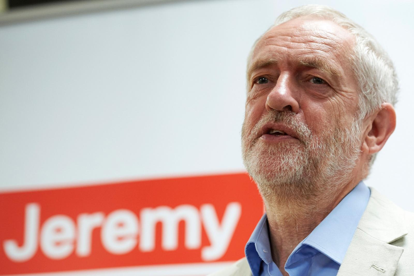 Jeremy Corbyn Labour leadership