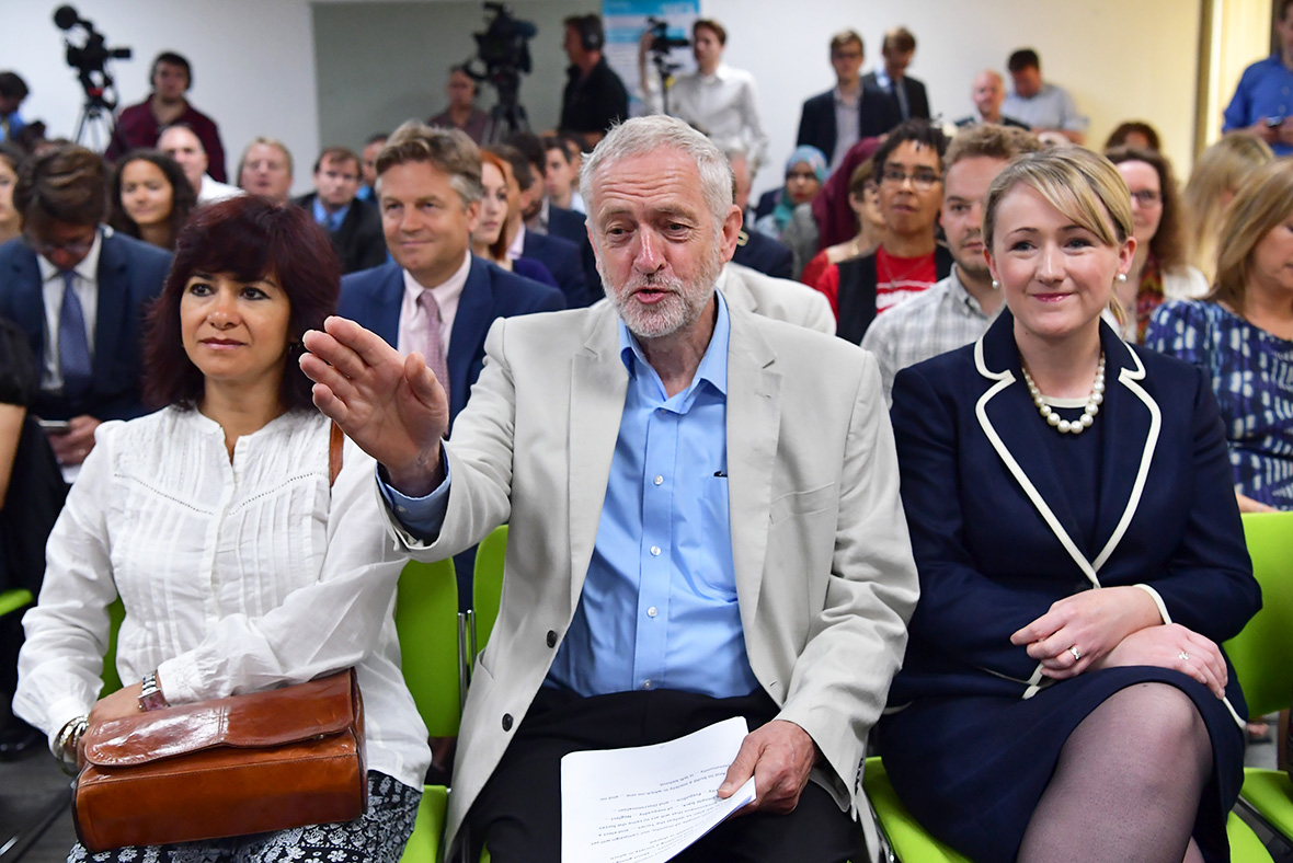 Jeremy Corbyn: Labour MPs will face reselection before next election
