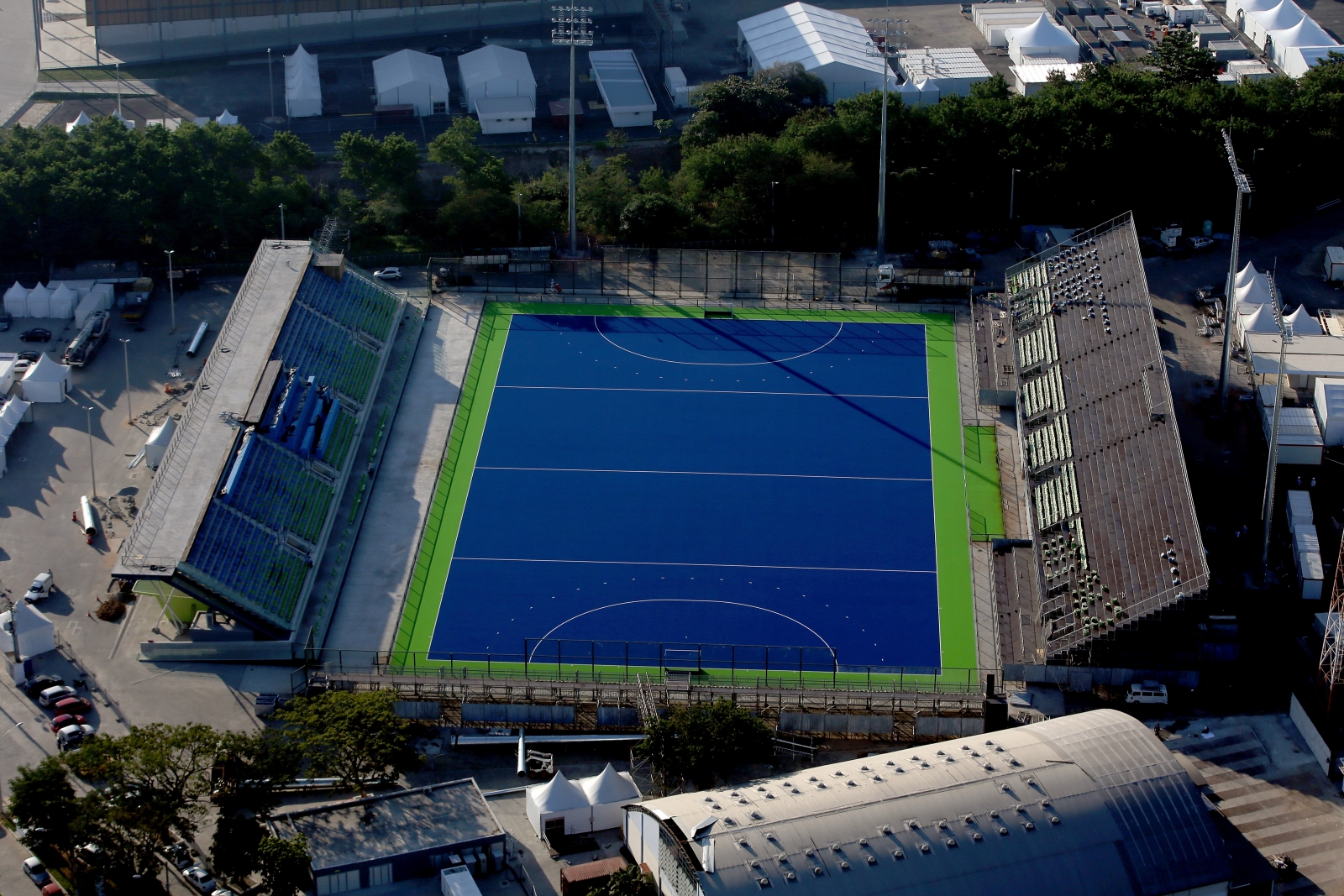 Rio Olympic Hockey Centre
