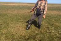 siberia tundra methane leak