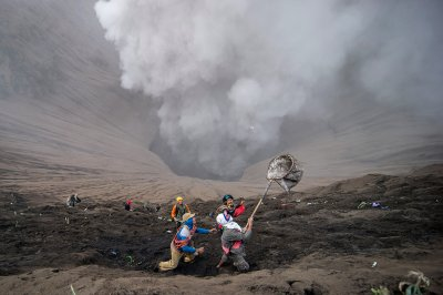 Kasada Mt Bromo Indonesia