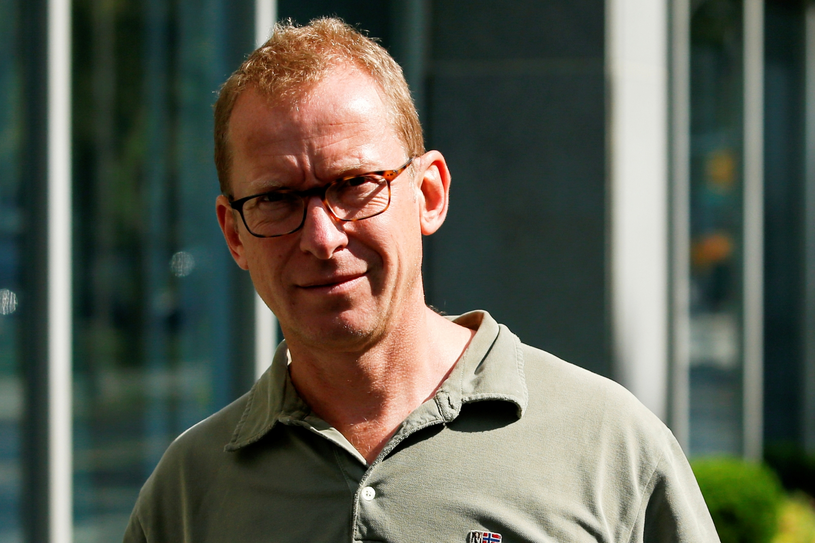 Mark Johnson HSBC