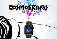 Cosmos Rings Apple Watch Square Enix