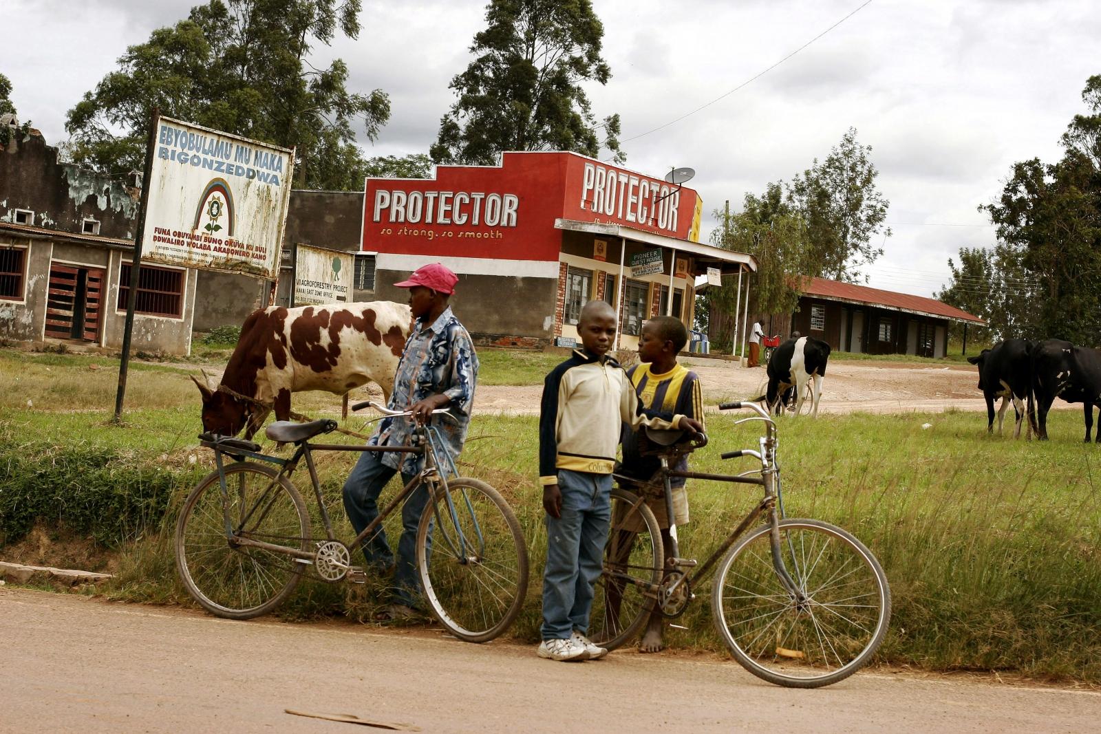Uganda HIV