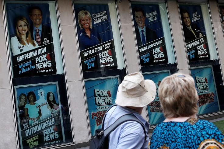FOX News Ailes Resigns