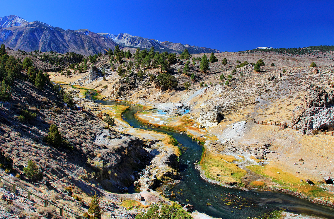 long valley supervolcano