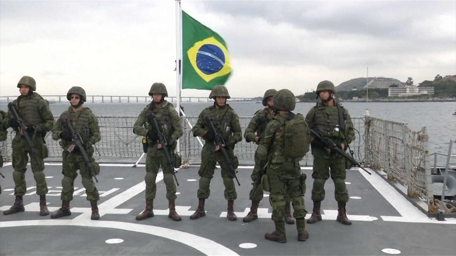 Rio Soldiers