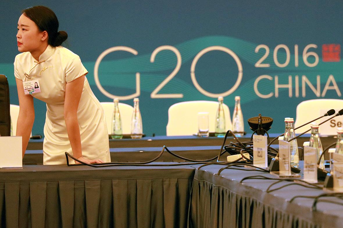 G20 preparations