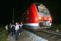 Wuezburg train attack