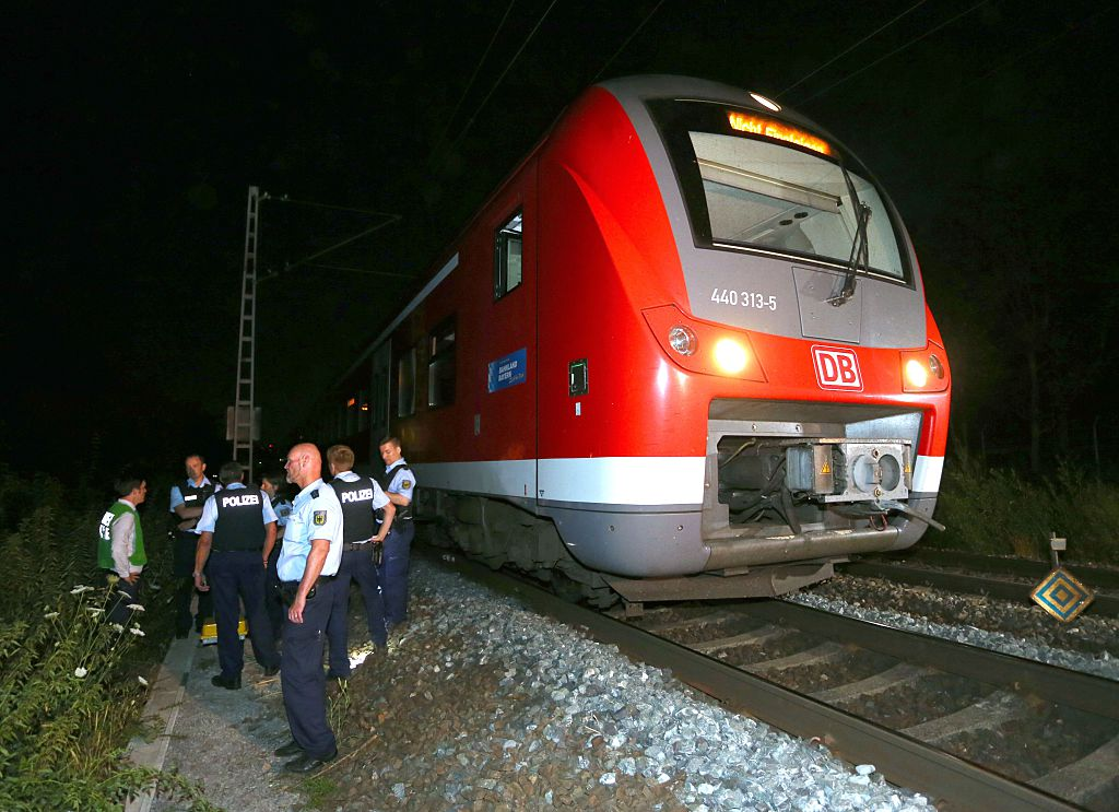 Wuezburg train attack