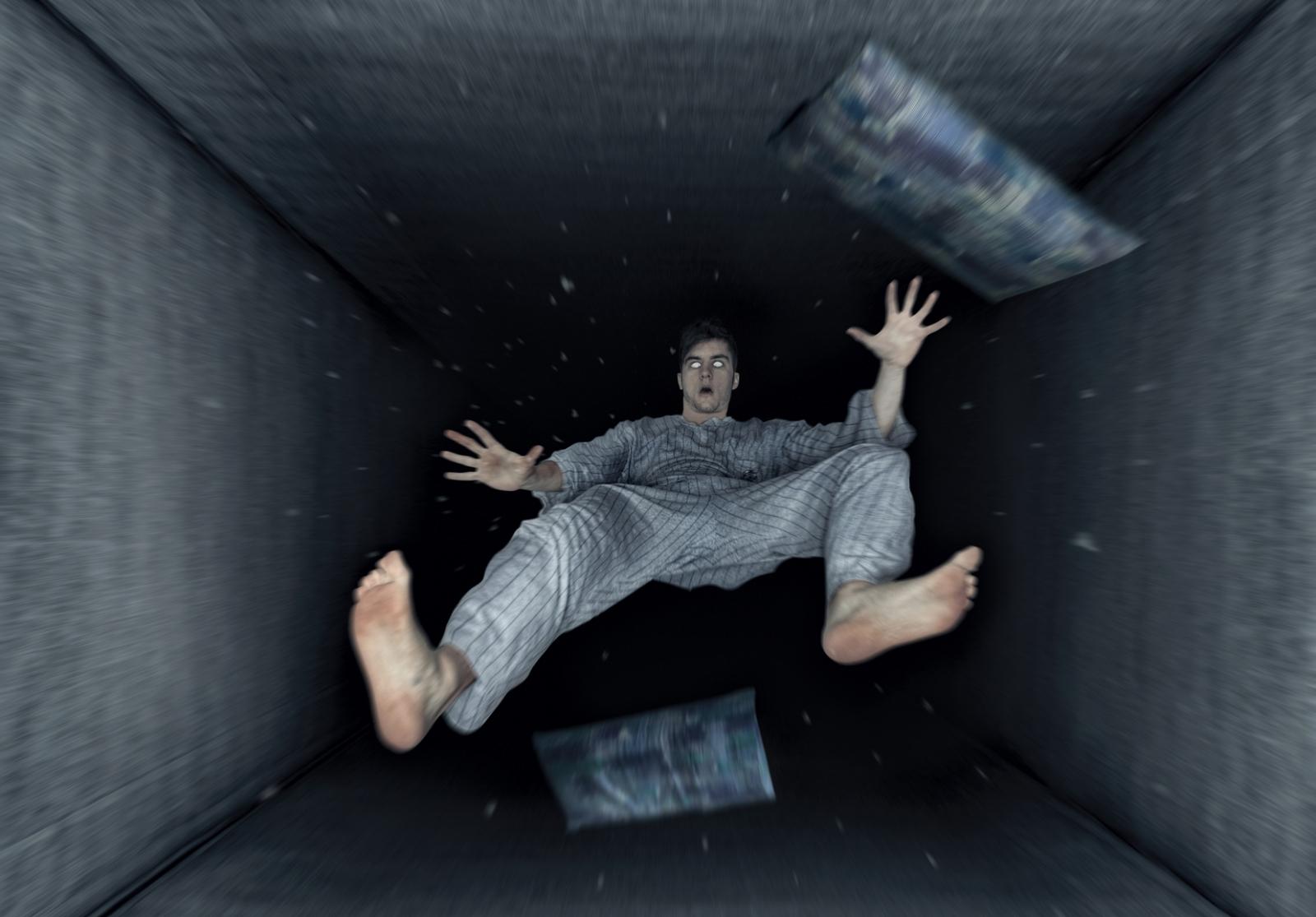 falling sensation sleep