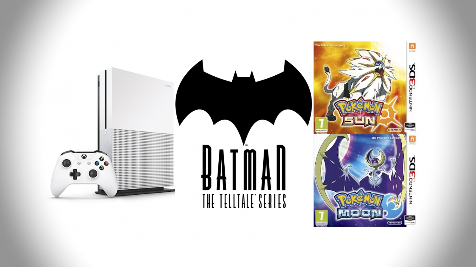 Pokemon Games For Xbox 1 : Video game news round up pokemon xbox one s and batman