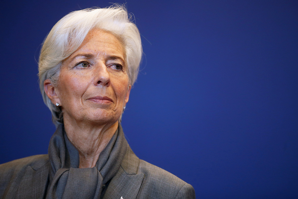 International Monetary Fund  chief guilty in French case; no punishment
