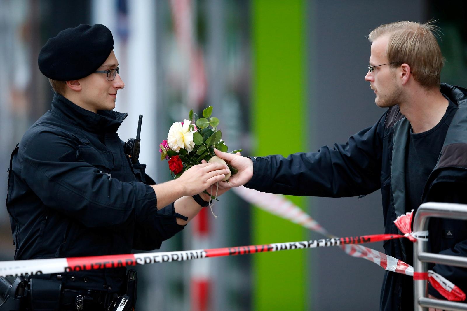 Munich attack