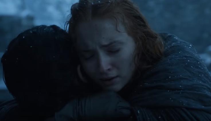 2019 Emmys: Kit Harington, Sophie Turner recreate 'GOT' emotional hug