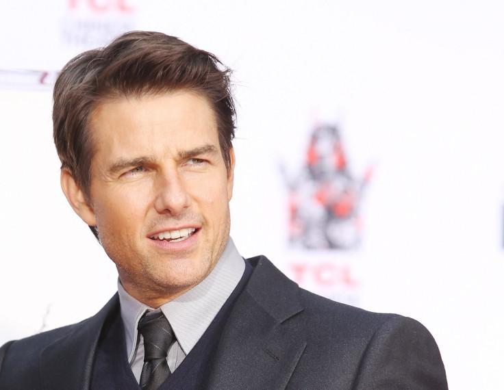 Tom Cruise Defends His Religion Amid Scrutiny Calls Scientology - Tom cruise religion