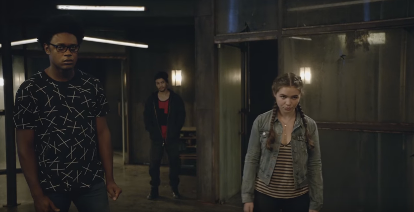 First footage from Arrow season 5 is here
