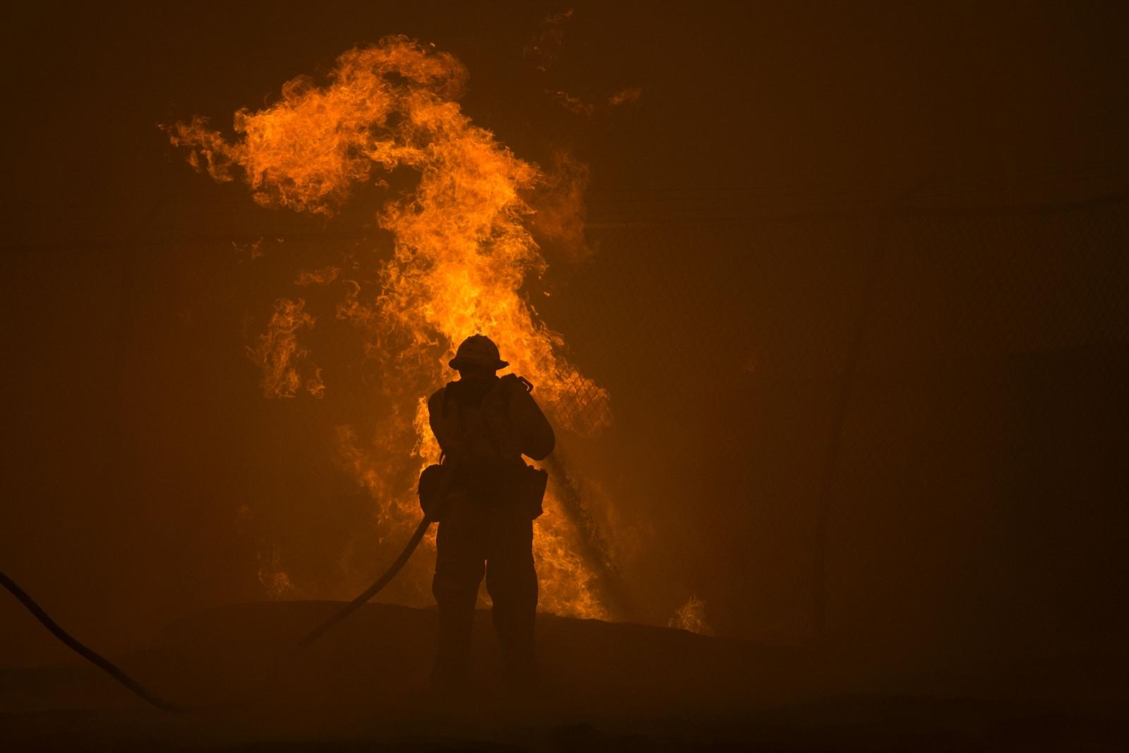 California sand fire 2016