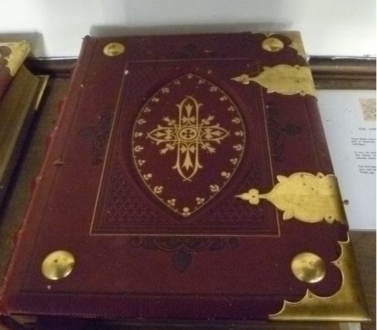 Abercorn Church bibles