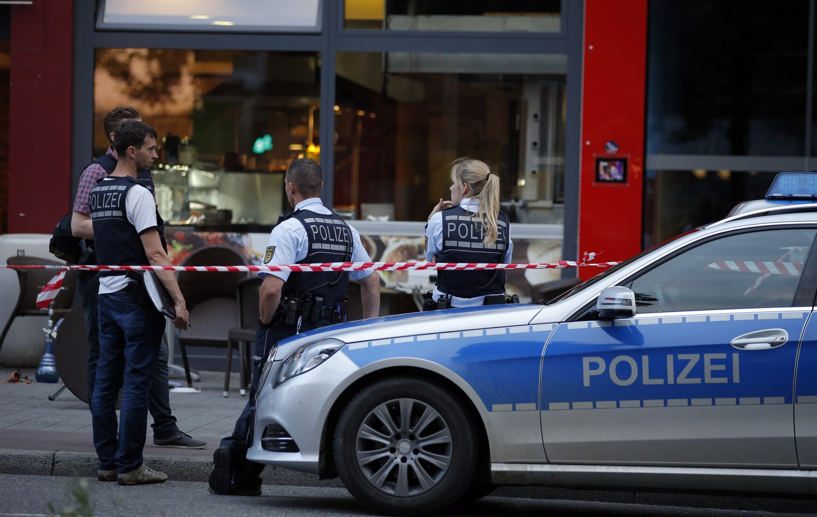 Man kills woman with machete in Germany; arrested