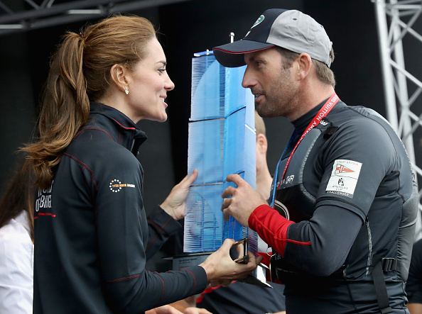 Kate Middleton Did Not Get Flirty With Sir Ben Ainslie In Front Of Prince William Despite Report