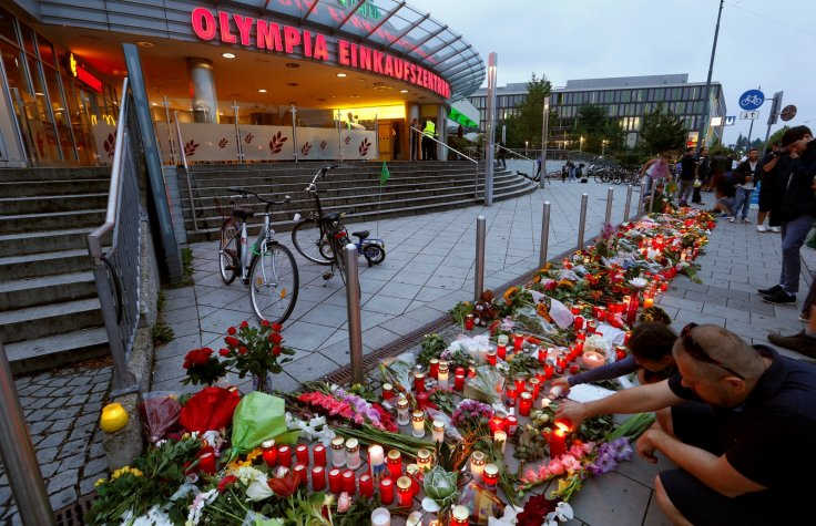 Munich shooter used Facebook to lure victims into McDonald's outlet in mall