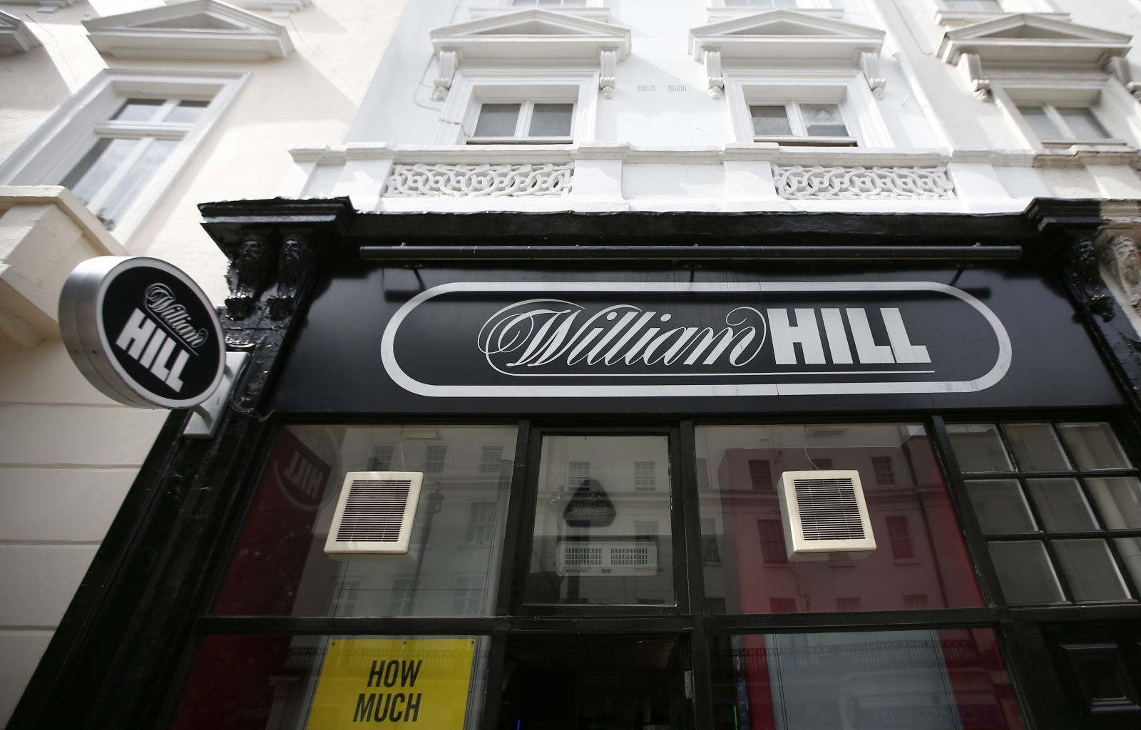 UK betting firm William Hill receives a joint bid from 888 and Rank Group