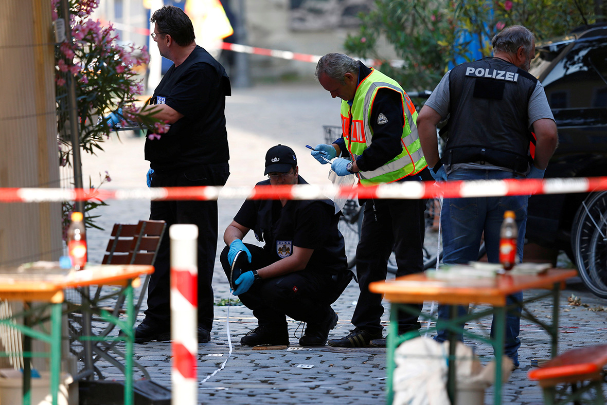 Ansbach explosion