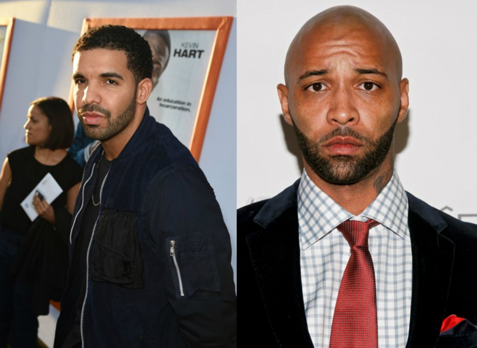 Drake and Joe Budden